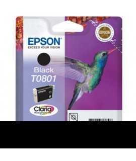 Cartutx Epson T0801 negre