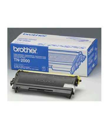 Tòner Brother negre. TN2000