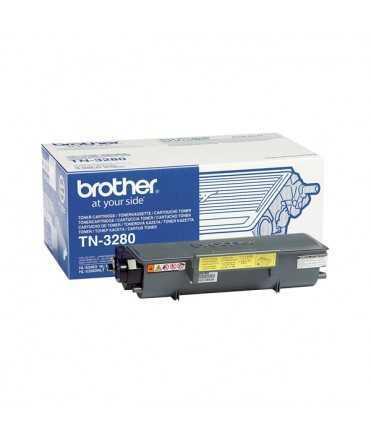 Tòner Brother TN3280 Negre