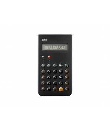 Calculadora Braun ET 66, Negra
