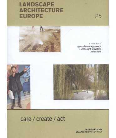 LANDSCAPE ARCHITECTURE EUROPE 5