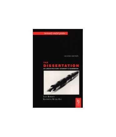 Architectural architectural dissertation handbook handbook student student