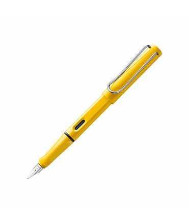 Pluma Lamy Safari Yellow