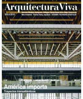 América importa, Arquitectura Viva 205