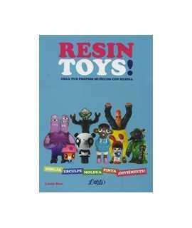 Resin Toys! Crea tus propios muñecos con resina.