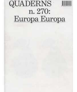 QUADERNS D'ARQUITECTURA I URBANISME, 270