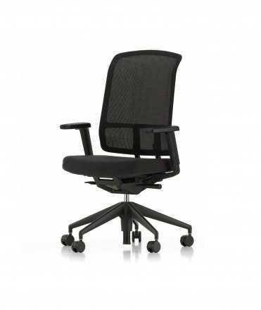 Cadira AM, Negre