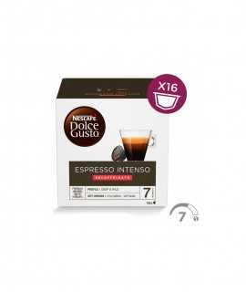 Expresso intens descafeinat Dolce Gusto, 16 càpsules