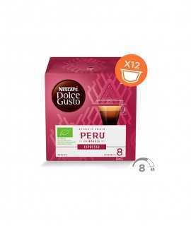 Café Origen Perú Dolce Gusto, 12 cápsulas