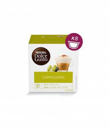 Capuccino Dolce Gusto, 8 càpsules