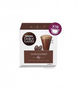Chocolate Chococcino Dolce Gusto, 16 cápsulas