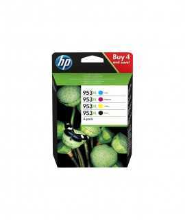 Multipack 4 colores HP 953 XL. 3HZ52AE