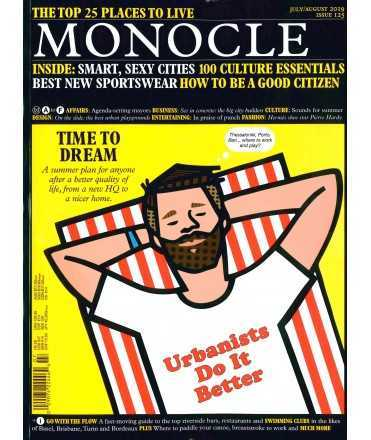 MONOCLE 125 JULY/AUGUST