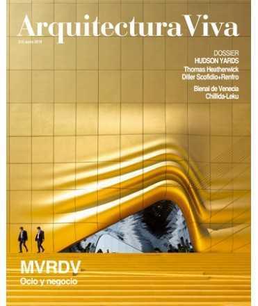 ARQUITECTURA VIVA 215 MVRDV