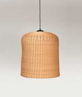 Lámpara Bell Grande, Tintada