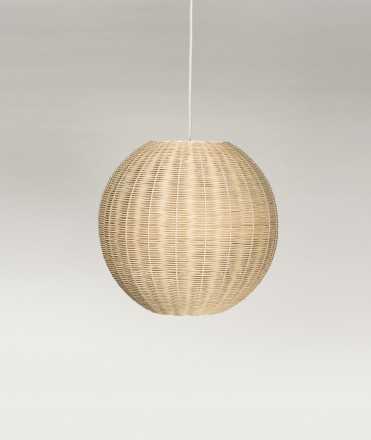 Lámpara Balón, Natural