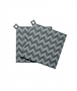 Manopla Hold-on, Gris