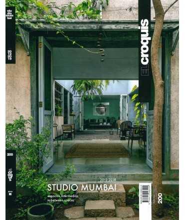 CROQUIS, 200 STUDIO MUMBAI 2012-2019