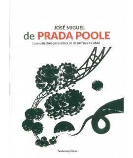José Miguel de PRADA POOLE. La arquitectura perecedera de las pompas de jabon