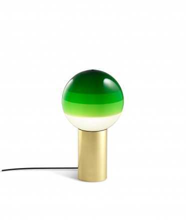 Llum de taula Dipping Light verd, petita