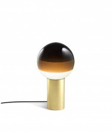 Llum de taula Dipping Light negre, petita