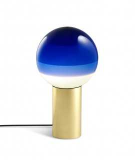 Llum de taula Dipping Light blau, gran