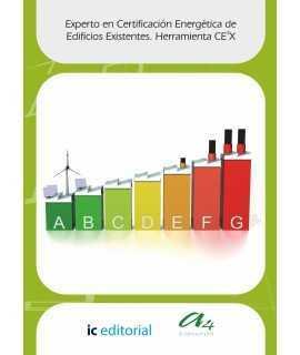 Experto en certificación Energética de Edificios Existentes.Herramienta CE X
