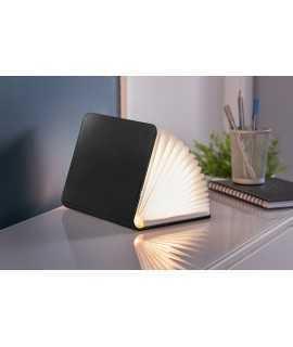 Lámpara Libro, piel negra