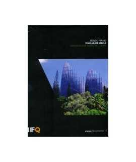 DVD Renzo Piano Visitas de Obra. Documental 17