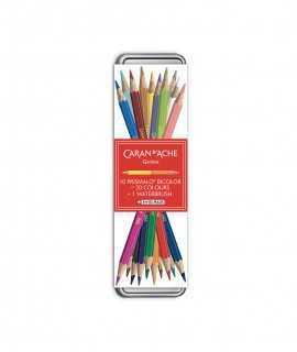 Set de 10 lápices Prismalo Color Caran d'Ache