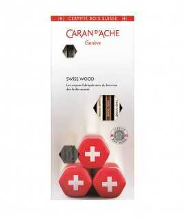 Set regalo Swiss Wood Set Caran d'Ache
