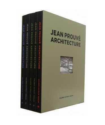 JEAN PROUVE ARCHITECTURE VOL6-10