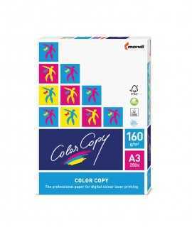 Papel Color Copy, DIN A3, 160 g. 250 hojas.