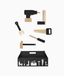 Caja de herramientas Tool School Toolbox