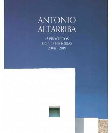 Antonio Altarriba.15 proyectos con 15 Historias