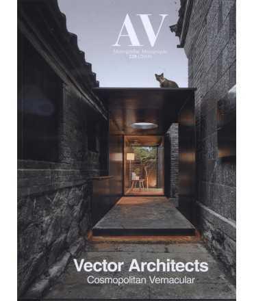 AV MONOGRAFÍAS, 220: Vector Architects,Cosmopolitan Vernacular