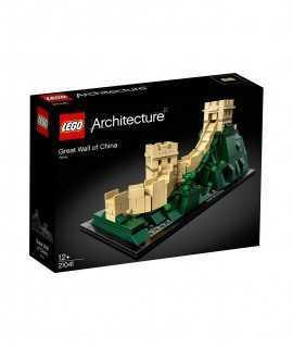 Lego Architecture Gran Muralla Xinesa