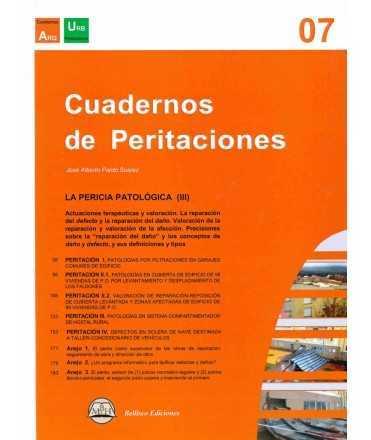 Cuadernos de Peritaciones 7