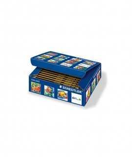 Lápices de grafito staedtler noris n 2 hb class pack de 144 unidades