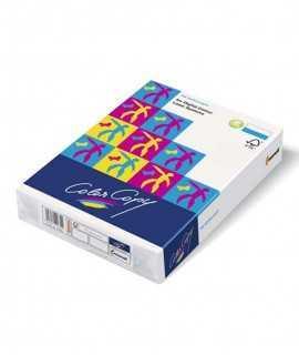 Papel fotocopiadora color copy din a4 200 gramos paquete de 250 hojas