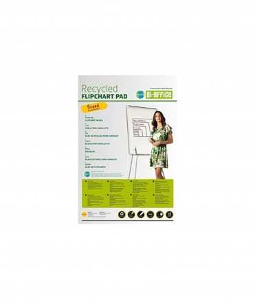 Bloc congrés bi-office paper reciclat 55 grs 650x980 mm.