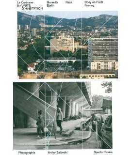 Le Corbusier 5 x Unité d'Habitation