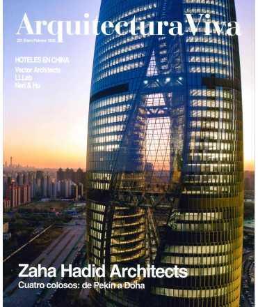 ARQUITECTURA VIVA N.221: Zaha Hadid Architects