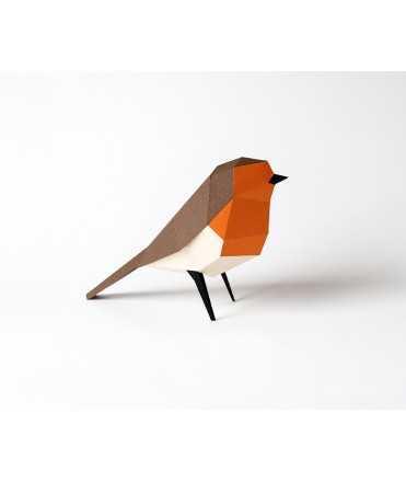 Ocell de paper - Erithacus Rubecula