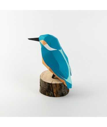 Ocell de paper - Alcedo Atthis