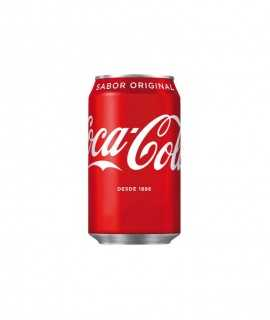 Coca Cola llauna 33cl
