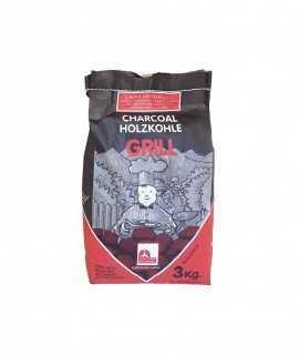 Carbó vegetal sac 3Kg