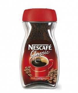 Nescafé descafeinado 200g