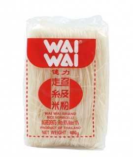 Wai Wai fideos de arroz 400g