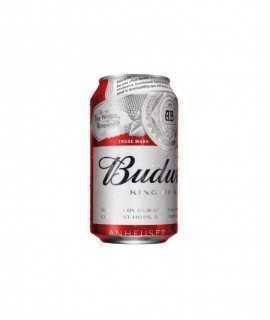 Budweiser lata 33cl pack de 6